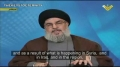 [CLIP] Nasrallah: We Will Face israel with the Highest Level of Power that Anyone Imagines - Arabic sub English