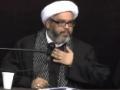 [04] Muharram 1434/2012 Majalis - Sheikh Shabbir Hassanally - English