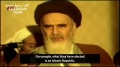 Imam Khomeini on the Global Sociopolitical situation - Farsi Sub English