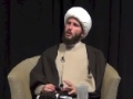 Monetary Ethics | Shaykh Hamza Sodagar - English