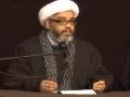 [06] Muharram 1434/2012 Majalis - Sheikh Shabbir Hassanally - English