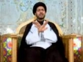 [01] Successful Life By Syed Kazmi Mashad Haram Imam Reza pbuh Dar ul Rahma 2012 - English
