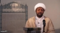 [03][Ramadhan 1434] Sh. Jafar Muhibullah - Dealing with difficulties of Life - 12 July 2013 - English