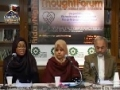 Thought Forum Topic: Domestic Violence - 8th March 13 - English
