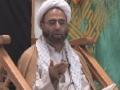 [05] Will of Imam Ali (a.s) - H.I. Hurr Shabbiri - 31July13 - English