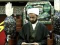 [06][Living in a Culture of Instant Gratification] Muharram 1435/2013 - Sheikh Salim Yusufali - English