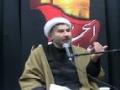 [01] Muharram 1435   Daily Prayers   Sheikh Mansour Laghaei   English