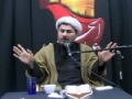[02] Muharram 1435 | The eminence of Imam Mahdi (a.j) | Sheikh Mansour Laghaei | English