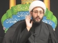 [16 Safar 1435] Dunia-ology of the Nahjul-Balagha - Sh. Amin Rastani - 19 December 2013 - English