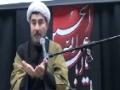 [07] Muharram 1435   Shaking Hands   Sheikh Mansour Laghaei   English
