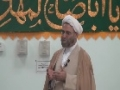 Hadith of the Week - H.I. Hurr Shabbiri - 02 February 2014 - English