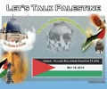 Poetry by Sister at a seminar - Let\'sTalk Palestine - English