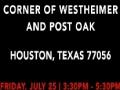 GAZA under attack! Free Palestine - Join Al-Quds Day (Houston) 2014 - Westheimer & Post Oak - English