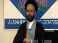 Destruction of Jannatul Baqi - Agha Zaki Baqri - 7th Oct 2008 - English & Urdu