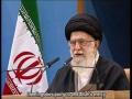 Muslim countries suffered from deadly calamities in following arrogant powers AytKhamenei - Farsi Sub English