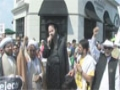 Al-Quds Day 2014 - Speech : Rabbi - Houston, TX - 25 July 2014 - English