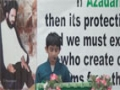 [01] Quran Recitation - 26th Martyrdom Anni. Shaheed Arif Al-Hussaini - 03 Aug 14 - Arabic