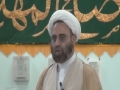 Hadith of the Week - H.I. Hurr Shabbiri - September 14, 2014 - English