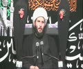 [07] Muharram 1436 2014 - Sheikh Hamza Sodagar - English
