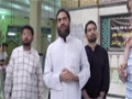 [Spiritual Journey to Iraq] Mohammed Ibn Usman (A.R) 2nd Deputy of Imam e Zamana - H.I Ali Raza - June 2014 - Ur