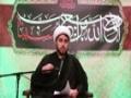 [06] Muharram 1436-2014 - Intercession & Its Compatibility With Tawheed - Shaykh Mehdi Rastani - Dearborn USA - Engl