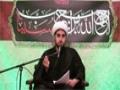 [03] Muharram 1436-2014 - The Effect Of Sinning On Faith - Shaykh Mehdi Rastani - Dearborn USA - English