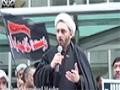 [Arbaeen Juloos] 20 Safar 1436 - Speech : H.I Shamshad Haider - English