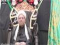 [Majlis] 29 December 2014 - Shahadat Of Imam Hasan Askari (A.s) - Maulana Hurr Sahbbiri - English