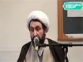 [13] Lecture Topic : Moral Values (Akhlaq) - Sheikh Dr Shomali  - 09/03/2015 - English