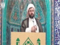 [Friday Sermon] 19 June 2015 - Moulana Ali Akbar Badiei - Iec Houston, Tx - English
