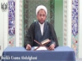 [03] Life Lessons from Surah Qasas - Sheikh Usama Abdulghani - 2 Ramadan - English