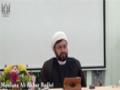 [04] Family in Quran - Moulana Ali Akbar Badiei - 4 Ramadan 1436 - English
