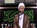 [06] Ramadan 1436/2015 - Tafsir Surah Muddathir: Part 4 - Sheikh Amin Rastani - English
