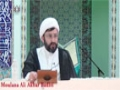 [04] Letters by Imam Ali - Moulana Ali Akbar Badiei - 14 Ramadan 1436 - English
