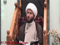 [02] Verse of the Holy Quran (Al-Muzzammil) - H.I Sheikh Hamza Sodagar - 26 Ramadan 1436 English