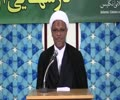 What is Necessary to Build an Honourable Society - (24 Ramadhan 2015) - Sheikh Ahmed Haneef - English