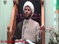 [05] Verse of the Holy Quran (Al-Muzzammil) - H.I Sheikh Hamza Sodagar - 29 Ramadan 1436 - English