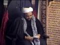 2nd Majlis Muharram 1430 - Islam - Maulana Muhammad Baig - English