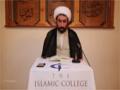 [25] Lecture Topic : Moral Values (Akhlaq) - Sheikh Dr Shomali - 28/09/2015 - English