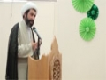Rights of Students over Teachers in Islamic Education - Sheikh Dr Shomali - 27th Sep 2015 - English