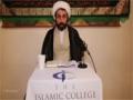 [Lecture 27/01] Islamic Theology - Sheikh Dr Shomali - 07/10/2015 - English