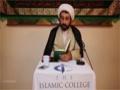 [06] Quranic Sciences - Sheikh Dr Shomali - 05.10.2015 - English