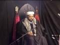 4th Majlis Muharram 1430 - Islam - Maulana Muhammad Baig - English