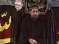 [05] Imam Hussain (AS) - The Embodiment of Resistance - Syed Asad Jafri  - 4th Muharram 1437/2015 - English