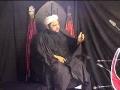 5th Majlis Muharram 1430 - Islam - Maulana Muhammad Baig - English