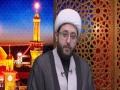 [06] The Journey of Husain (as)   With his brother Muhammad bin Hanafiyyah   Sheikh Amin Rastani - English