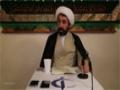 [Lecture 27/02] Islamic Theology - Sheikh Dr Shomali - 07/10/2015 - English