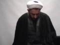 H.I Shamshad Haider - 9Moharram1430 - Nahjul-Balagha - ENGLISH