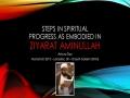 [Ashura Day Majlis] Steps in Spiritual Progress in the Light of Ziyarat Aminullah - Sh Saleem Bhimji -12 Muharram1437 -