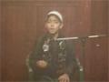 Majlis by young zakir - qualities of followers of Ahlul-Bait (a.s) - English & Urdu
